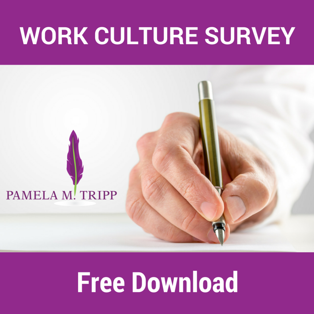 Work Culture Survey